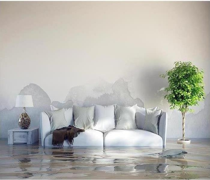 Water Damage FLOOD DAMAGE CAN BE DESTRUCTIVE TO YOUR PROPERTY