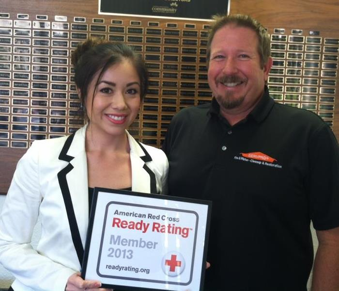Community CAI - Community Associations Institute Red Cross Ready Rating